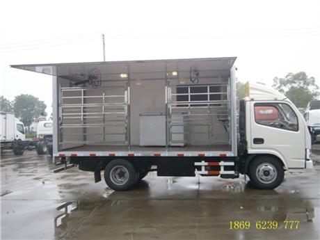 专业流动售货车(售卖车) 厂家 还是湖北虹昌达质量好