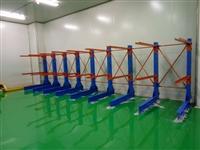 無錫倉儲懸臂貨架批發廠家 結構穩固載重力強 提升五倍利用率高