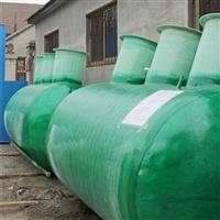 批量生产地埋污水废水处理设备 无动力一体化生活污水处理设备