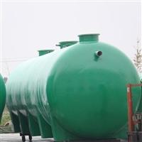 一体化生活污水净化槽出水达标 徐汇农村生活污水处理一体化设备