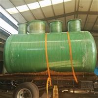 生活污水玻璃钢净化槽厂家 漳平无动力一体化生活污水处理设备