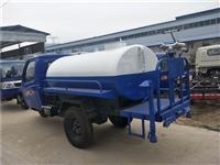 现货供应时风三轮2立方雾炮洒水车供应厂家