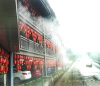柳林縣低成本高壓噴霧降溫廠家供應商