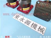 裁布机减振垫 隔震脚 托盘模切机减震垫,找东永源