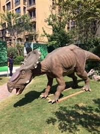 恐龙出租展品造型逼真