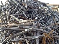 南沙区榄核镇废钢筋回收价格 废铁回收报价