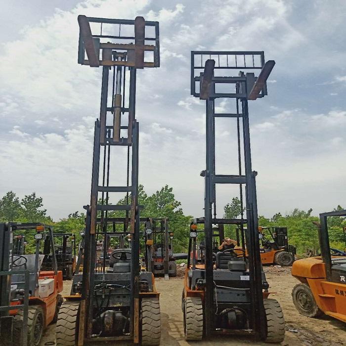 铜陵二手合力叉车 2吨3吨4吨叉车价格 安徽二手叉车网价格实惠