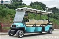 高尔夫观光车 高尔夫观光车报价 广东鸿畅达高尔夫球车