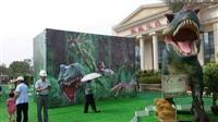 恐龙出租仿真机械恐龙系列产品