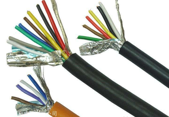 信号电缆ZA-JYVRPL屏蔽系数0.8