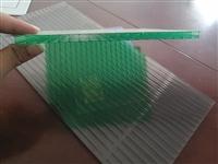 厂家直销16毫米四层阳光板实心阳光板 14mm阳光板报价