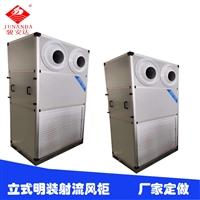 惠州新风柜带球形风口风柜立式明装风柜定制
