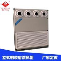 立式中央空调冷冻水大风量立式明装风柜非标定制