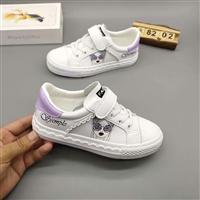 秋季新款三次硫化超纖小白鞋批發