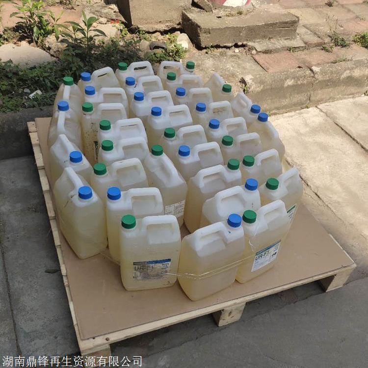 废钯水回收 高价回收钯水厂家 钯水活化剂回收价格