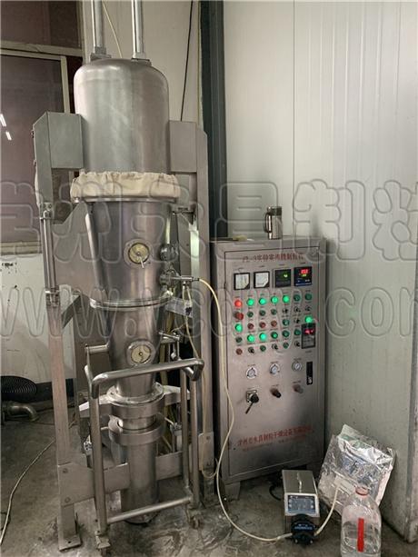 永昌制粒-卡拉胶制粒机、卡拉胶造粒设备-沸腾制粒机