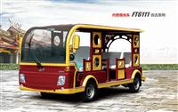贵州11座燃油观光车报价