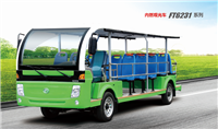 贵州11座旅游燃油观光车价格