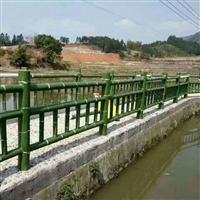 广州仿木护栏 混凝土仿木栏杆厂家