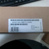 原装正品西门子操作面板6AV6545-0BB15-2AX0现货