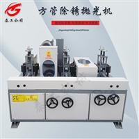 环保抛光机 棒材抛光机 表面抛光设备厂家 泰工机械
