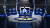 4K虛擬摳像設備摳像直播演播室設備