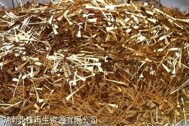 深圳电镀金渣回收 深圳镀金回收