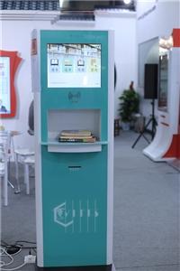 智慧圖書館  葡萄科技成人版自助借還機 圖書館自助借還書機