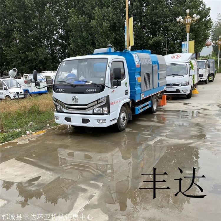 福州扫路车价格价钱多功能大型环卫供应扫路车