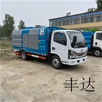 天津扫路车多少钱一辆多功能高压冲洗车