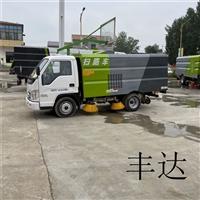 济宁扫路车价格城市环卫道路多功能清洗车