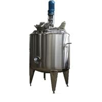 搅拌乳化罐 不锈钢料罐 储罐 均质罐 拉缸