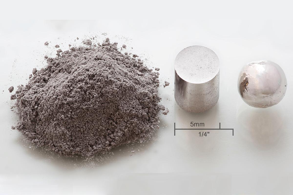 铑粉回收 铑金属回收
