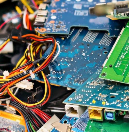 pcb板回收-回收废线路板