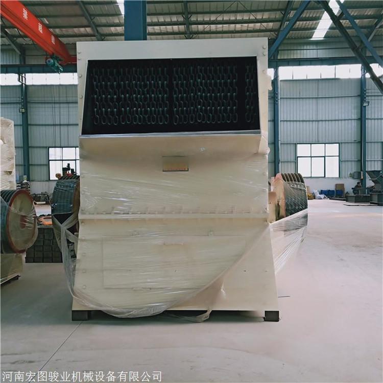 订制时产100吨箱式石头破碎机 新型石料破碎制砂机 水泥破碎机