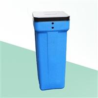 鹽箱樹脂再生軟水機鹽箱PE塑料方形溶鹽箱鹽桶