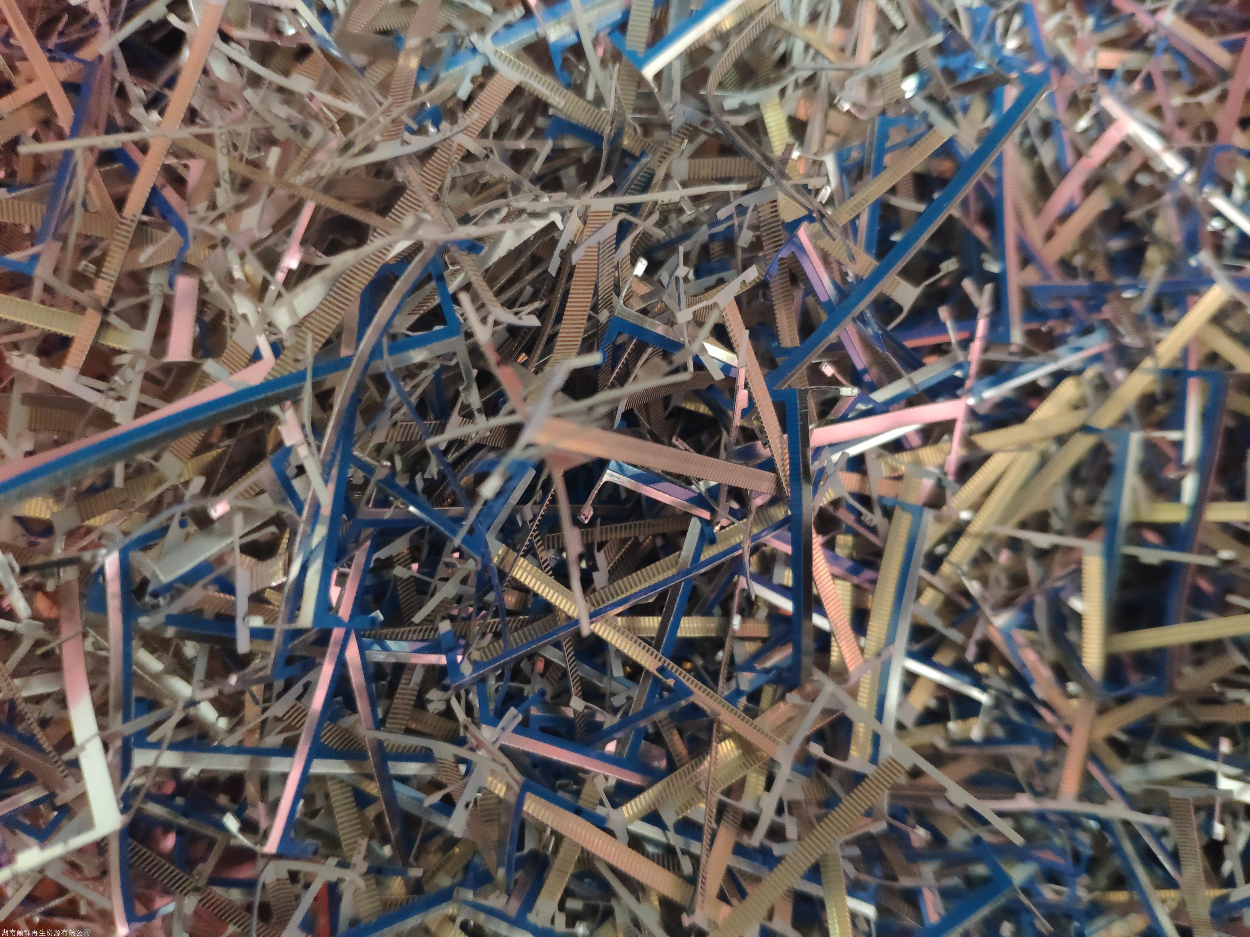 嘉定区镀金线路板回收 深圳重电镀金属回收