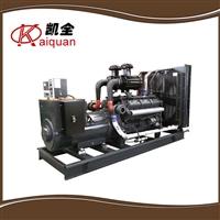 温州厂销上柴200kw柴油发电机组配置全