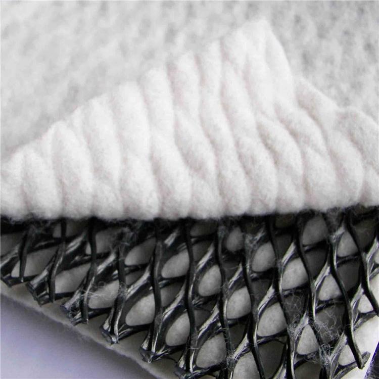三维复合排水板厂家  品质有保证