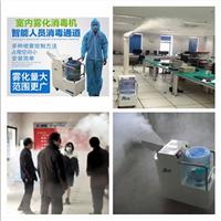 超声波喷雾消毒机 工业超声波雾化消毒机