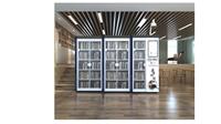 智能書柜主柜 社區24小時微型圖書館 共享自助借還書機
