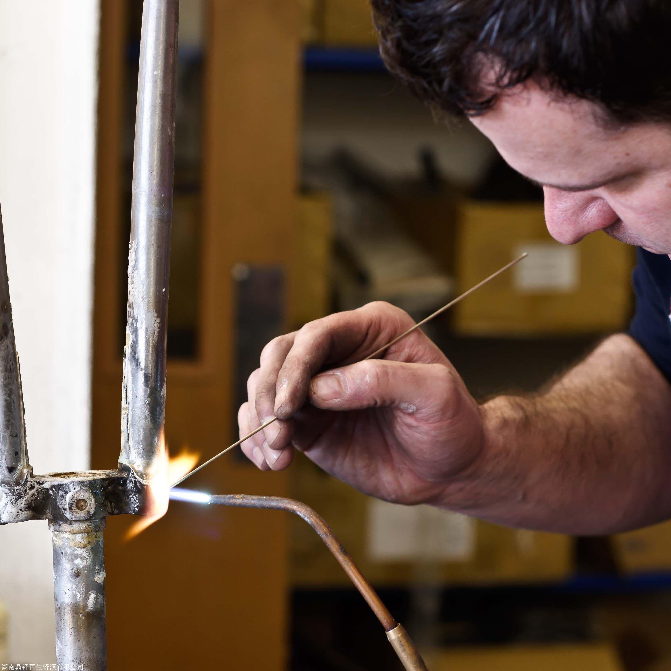 城阳银焊条高价回收 广州银焊条回收咨询