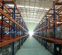重型货架每层载重量是多少 皓盛专业规划设计 仓库空间生产厂家