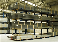 無錫BG真人和AG真人貨架懸臂倉儲貨架 智能倉儲貨架 雙麵重型懸臂貨架廠家
