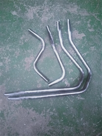 镀锌镀彩弯管加工 无缝钢管折弯 不锈钢管折弯批发定制