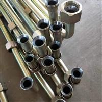 工程机械农机液压油管总成 卡套接头镀锌油管 汽车不锈钢油管
