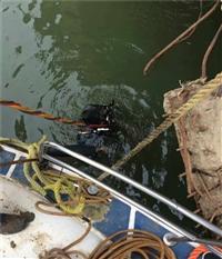 安庆沉管安装公司,船污水下清淤,管道气囊封堵