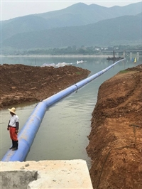 包头水下清淤公司,钢围堰水下封底,管道封堵公司
