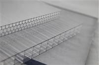 龙湖区 PC阳光板   雨棚阳光板生产厂家