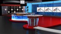 真三維虛擬摳像設備虛擬演播室設備